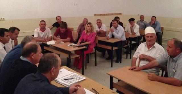 Është mbajtur diskutimi publik për buxhetin me banorët e fshatit Skifteraj