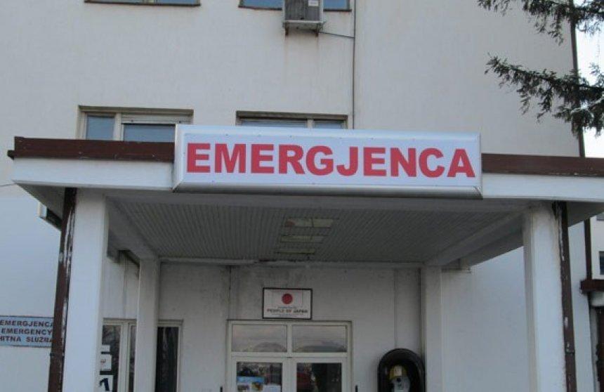 Vdes në spital personi që ishte aksidentuar ditë më parë