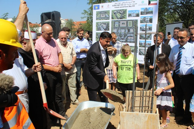 Gjilani nis kompleksin për kategoritë pa përkujdesje, kosto 2.5 milionë euro