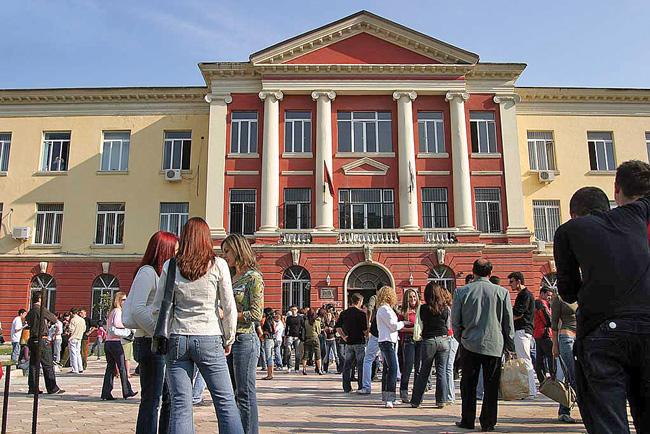 Universiteti i Tiranës shpallë kuotat për studentë e Luginës së Preshevës