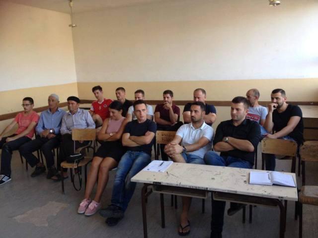 Banorët e Zhitisë dhe Radivojcit identifikuan projektet prioritare për vitet e ardhshme