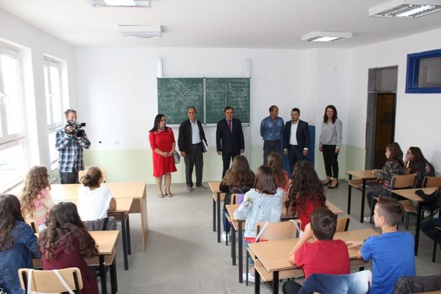 Të gjitha shkollat e Gjilanit kanë nisur mësimin me kohë dhe sipas planifikimit