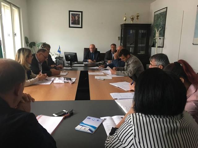 U mbajt mbledhja e tetë e Komitetit për Politikë dhe Financa