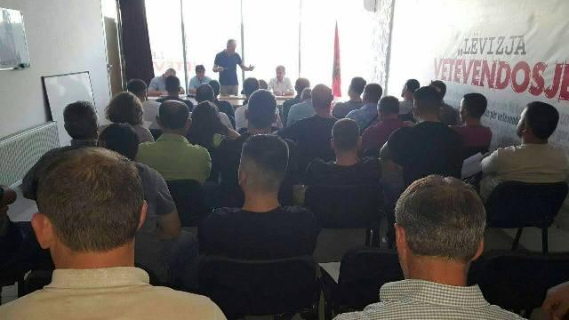 """Vetëvendosje citon Lutfi Hazirin: """"Sami Kurteshi është krenaria e Gjilanit!"""""""