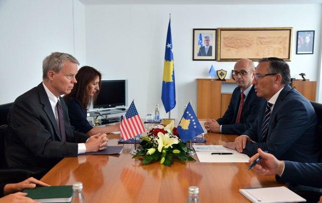 Shtetet e Bashkuara të Amerikës partner kyç për zhvillimin e Kosovës