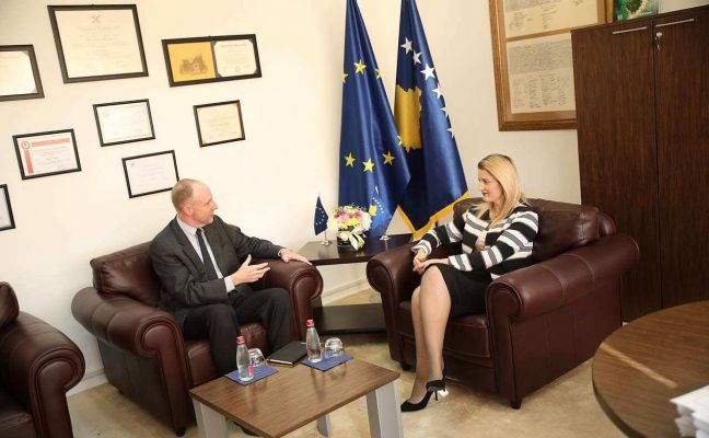 UNDP do të vazhdojë përkrahjen për procesin e integrimit Evropian