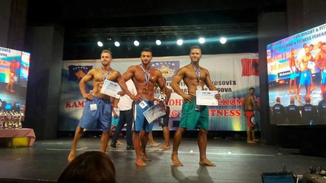 Gjilani organizon garën mbarkombëtare në Bodyboulding dhe Fitnes