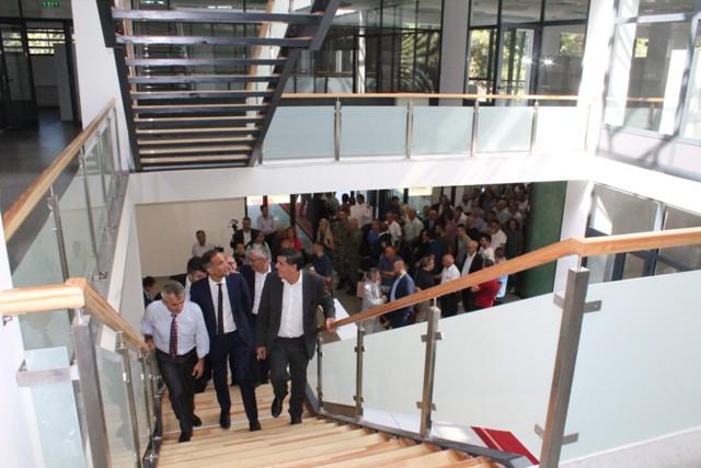 Gjilani inauguron objektin e Bibliotekës, kostoja 2.3 milionë euro