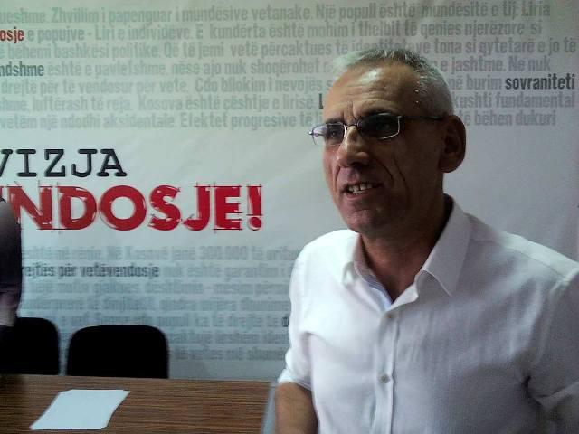 Sylejmani: Ky pushtet frikën e humbjes kaherë e ka ndierë