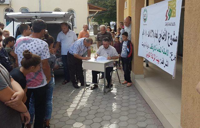 KBI në Gjilan shpërndan mish të kurbanit për 780 familje