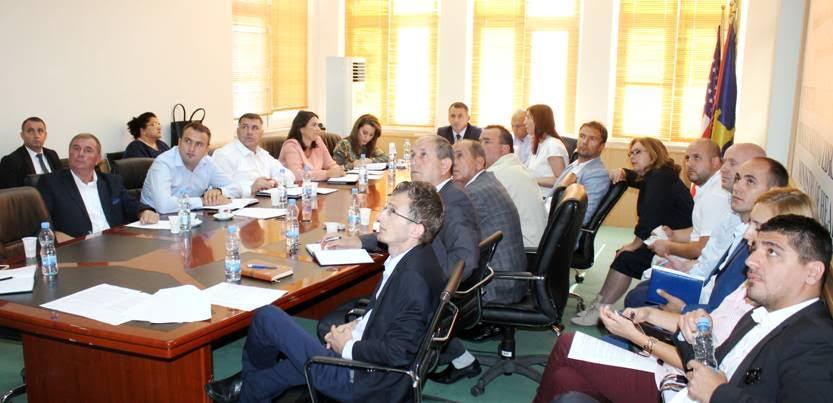MSH, BB dhe FSSH prezantuan skemën e pagesës sipas performancës për kapitacion për 20 komuna të Kosovës