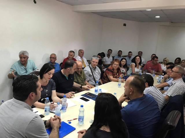 NISMA: Qytetarët e Gjilanit janë vetëdijesuar se qytetit i duhen ndryshime