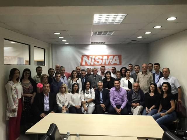 Nisma: Kandidatët tanë janë më të mirët, janë ata që i duhen Gjilanit