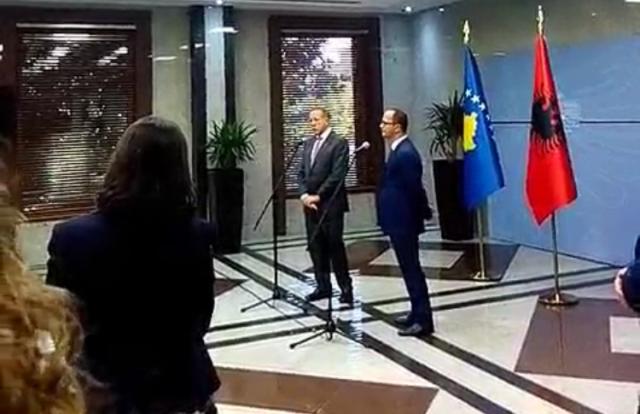 Pacolli  zotohet për hapjen e misioneve të përbashkëta diplomatike
