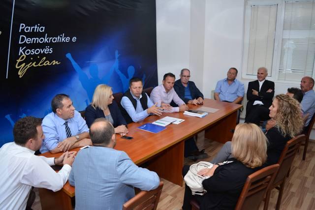 PDK: Gjilani ka nevojë për ndryshime rrënjësore