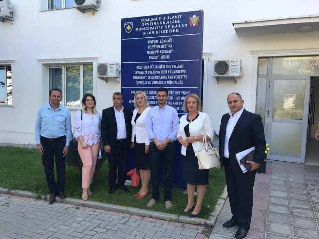 PDK: Kthehet terri informativ ne Gjilan