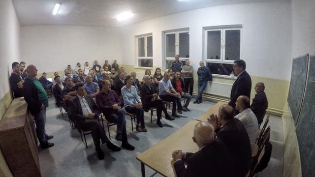 Luta në Pogragjë: Do të insistojmë që Doborosini të bëhet pikë kufitare