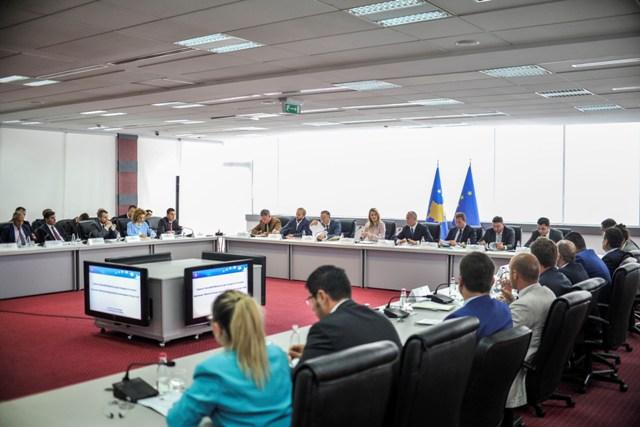 Kryeministri Haradinaj kërkon angazhim më të madh për zbatimin e Agjendës së Reformave Evropiane