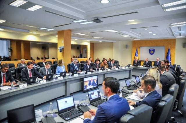 Qeveria emëroi Komisionin e ri për shënjimin dhe mirëmbajtjen e kufirit shtetëror
