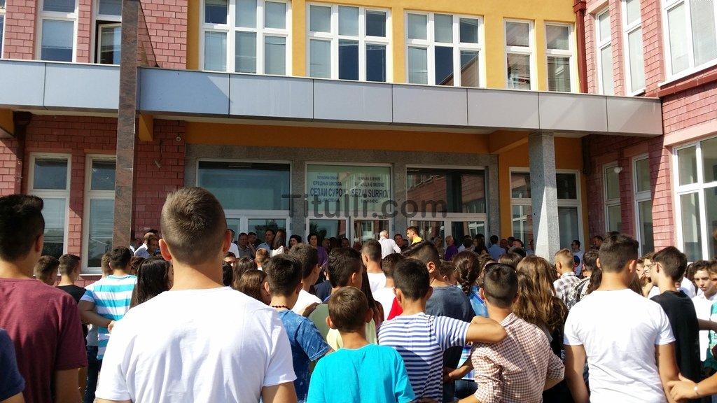 Në shkollën e mesme në Bujanoc teprica teknologjike nuk shpreh gjendjen reale