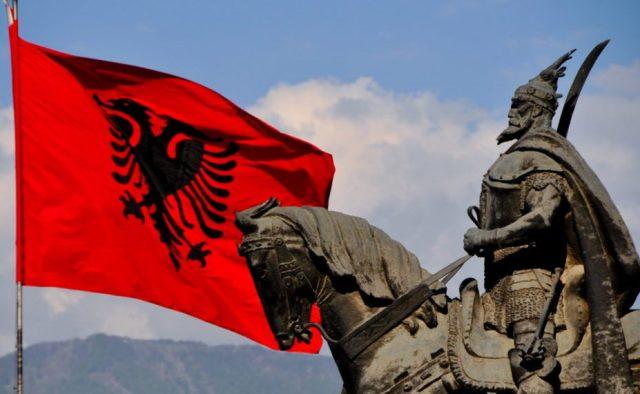 Krenaria e kombit shqiptar-Kthimi i Gjergj Kastriotit-Skënderbeut në Krujë