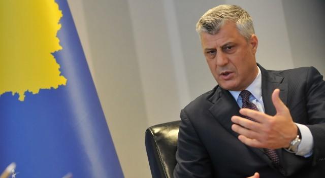 Presidenti Thaçi ngushëlloi familjen Mikiç dhe Aleksiç