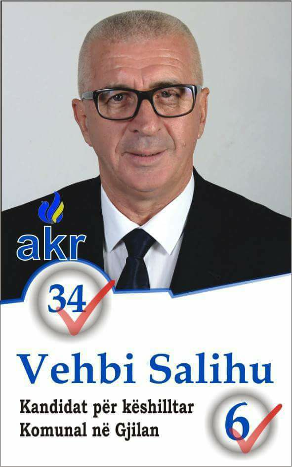 Vehbi Salihu: Qëllimi im parësor përmirësimi esencial i qeverisjes komunale