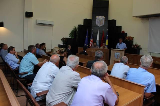 Komuna e Vitisë, mabjti diksutim publik për planifkimin e buxhetit për fermerët vitias