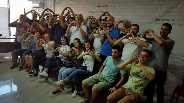 Vetëvendosje: Aktivistët, forca e ndryshimit
