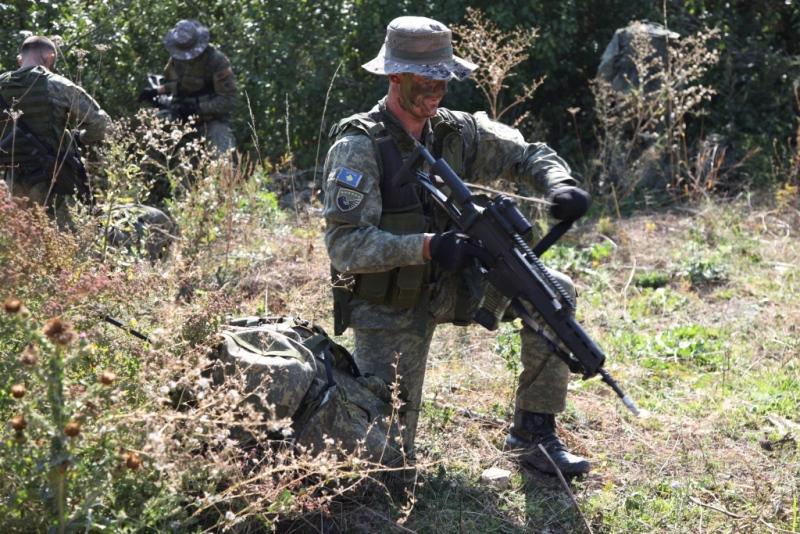 """""""Kosova Atlantike sot rrumbullakson shtetësin e saj"""""""