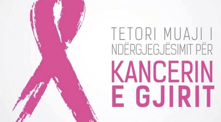 Ligjërata për vetëdijesim kundër kancerit të gjirit