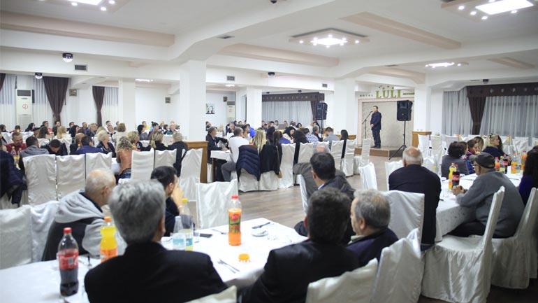 LDK: 2 Korriku ia dha besën Lutës për mbështetjen e madhe më 22 tetor