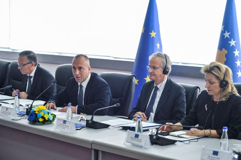 Haradinaj: Programi për Reforma Ekonomike, edhe një hap i Kosovës drejt BE-së