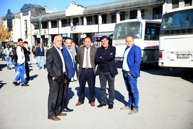 """Haziri: """"Stacioni Autobusëve"""" ka siguruar qëndrueshmëri financiare, do të vazhdojmë me investime për ta modernizuar"""
