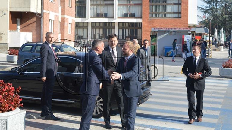 Ministri Abelard Tahiri: Bujanoci me rëndësi të veçantë për Kosovën