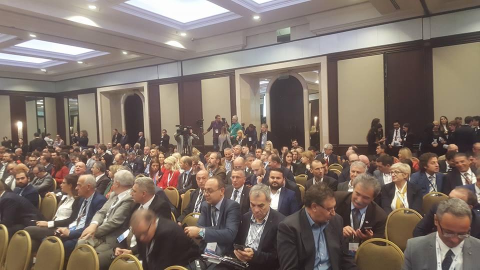 Përfaqësues nga Bujanoci, pjesë e forumit të biznesit Serbi-Turqi
