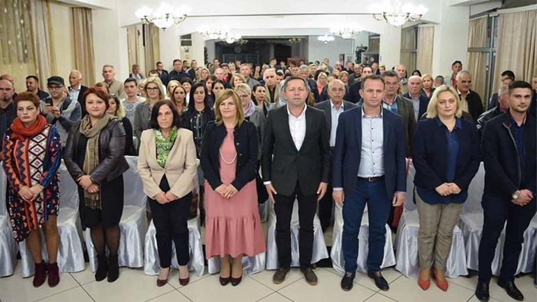 """Edhe """"Iliria"""" në mbështetje të Zenun Pajazitit për kryetar të Gjilanit"""