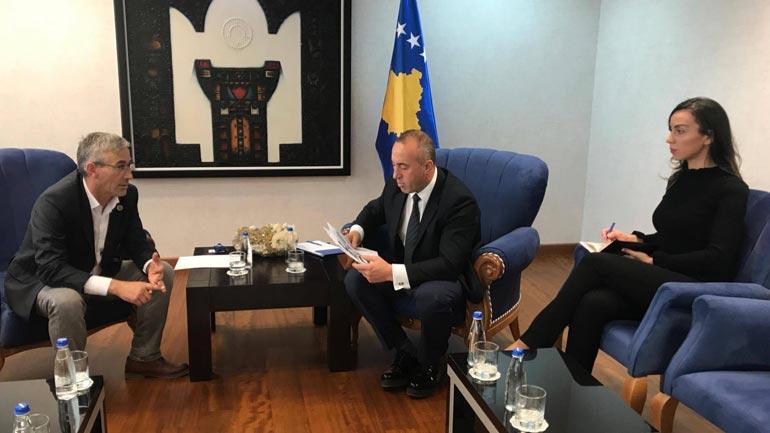 Rexhep Kadriu: Anamorava do ta ketë Autostradën, e rikonfirmoi kryeministri Haradinaj