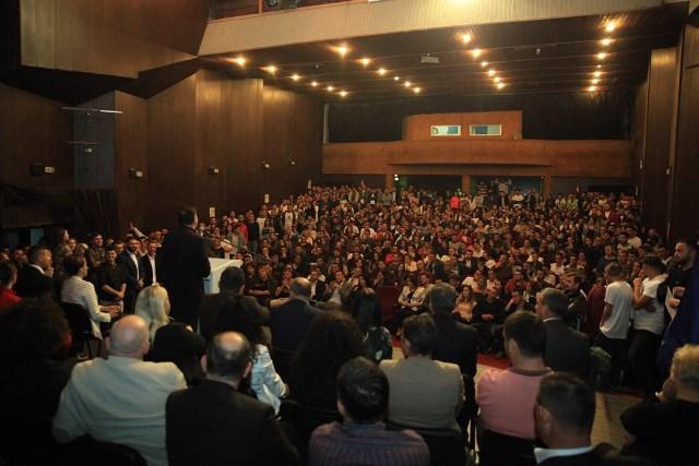 Luta: Ky është shpirti europian i rinisë së Gjilanit!