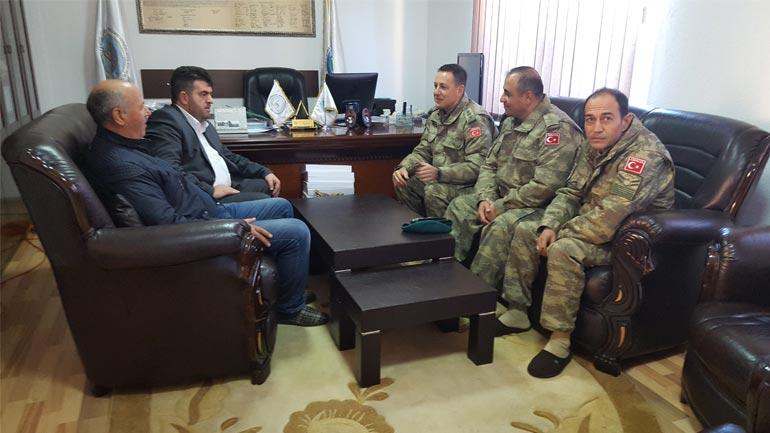 Kryetari I KBI në Gjilan takon komandanti ne KFOR-it turk dhe drejtorin e medresesë Alaudin