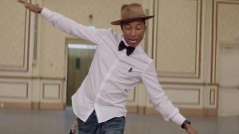 Pharrell Williams: I lumtun (Happy)