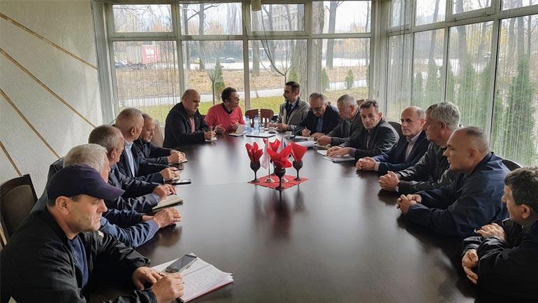 Ministri Lluka vizitë Trepçës!