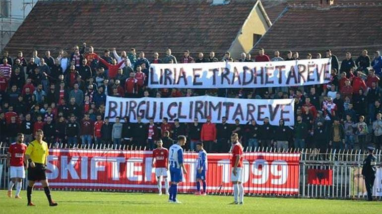 """""""Skifterat""""në përkrahje të Grupit të Kumanovës, prapaskenat e ndeshjes!"""