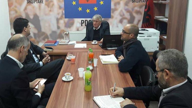 Sadiku dhe Mustafa: Procesi i zgjedhjeve lokale do të përcillet në Preshevë