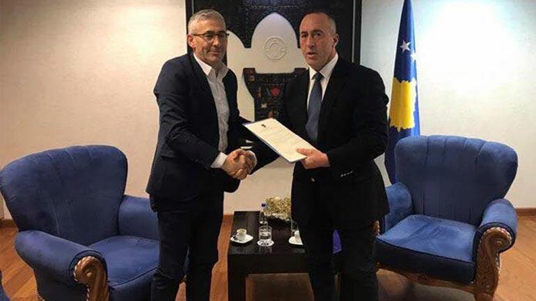 Rexhep Kadriu emërohet zëvendësministër në Ministrinë e Infrastrukturës
