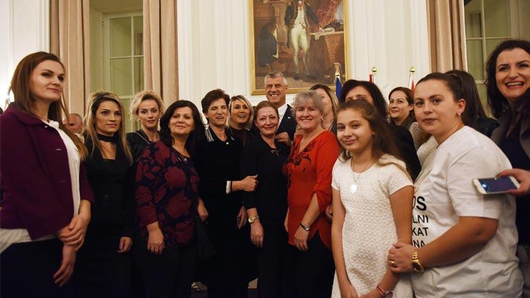 Presidenti Thaçi: Kosovarët në Halifax tash kanë dy shtëpi, Kosovën dhe Kanadanë
