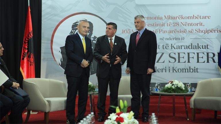 Ndahen dekorata presidenciale për figura të shquara kombëtare të Gjilanit