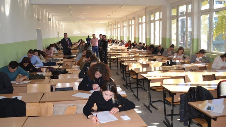 Mbahet provimi pranues i studimeve master e-qeverisja