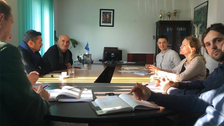 Komuna e Vitisë dhe projekti ReLOaD filluan bashkëpunimin