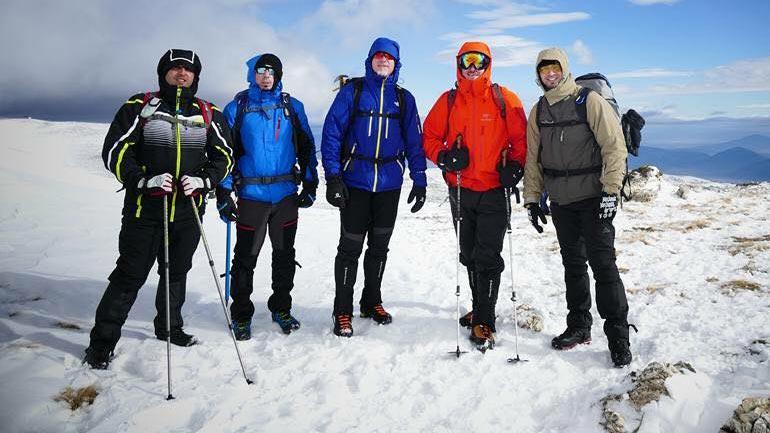 Alpinisti nga Bujanoci pushton majet e Titos